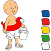 Caillou Pain
