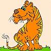 Cute tiger c