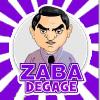ZABA DEGAGE